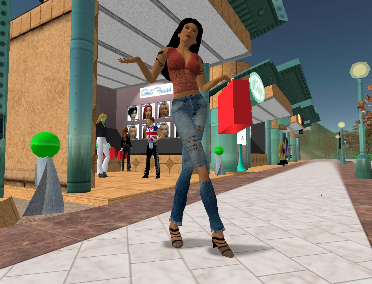 Second Life Meaning